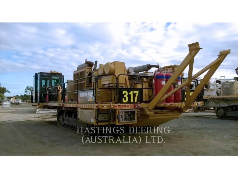 CATERPILLAR ROTARY BLASTHOLE DRILLS MD6420B equipment  photo 4