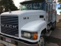 MACK TOMBEREAUX DE VIDAGE CH613 equipment  photo 6