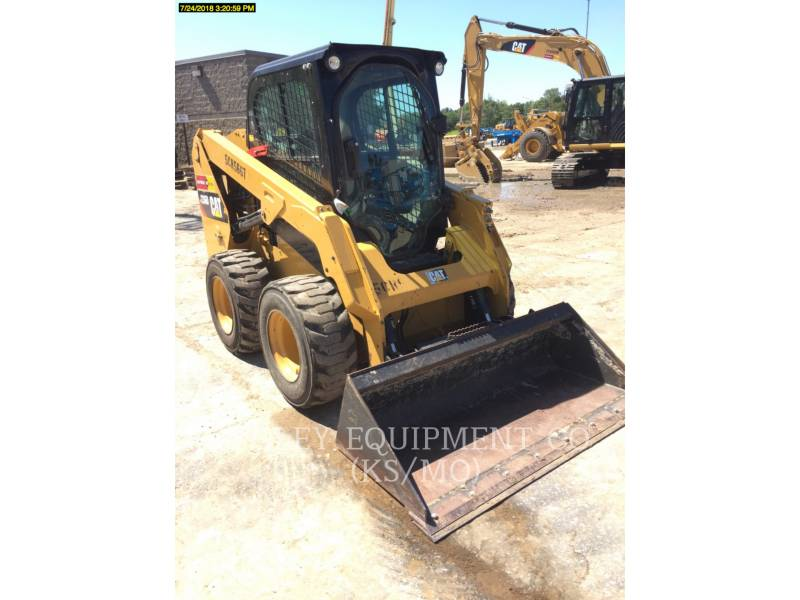 CATERPILLAR MINICARGADORAS 236DSTD1CA equipment  photo 2