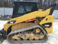 CATERPILLAR CHARGEURS TOUT TERRAIN 259B3 C3 equipment  photo 5