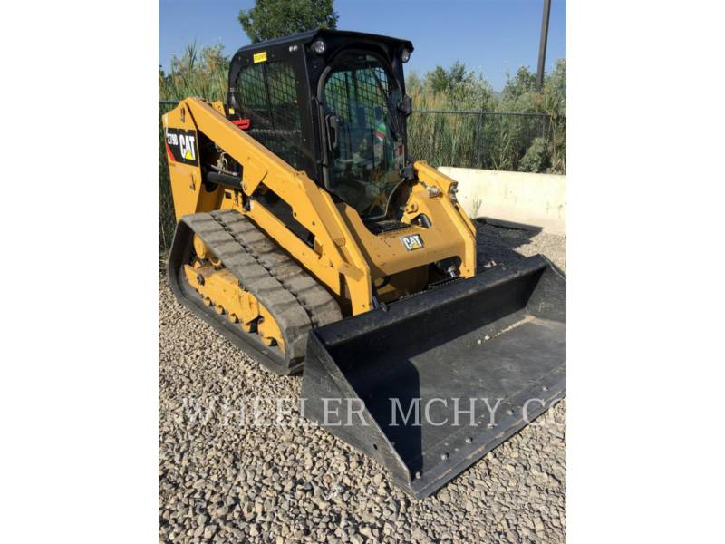 CATERPILLAR CARGADORES MULTITERRENO 279D C3-H2 equipment  photo 1
