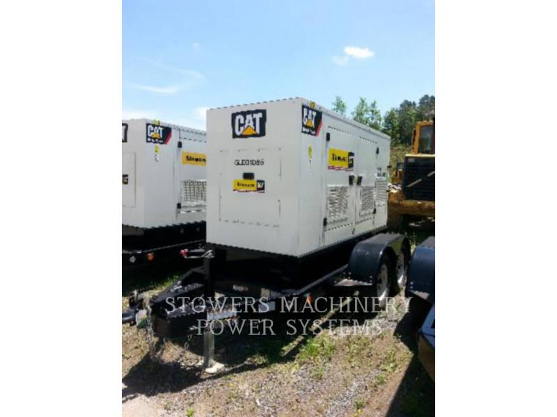 CATERPILLAR MOBILE GENERATOR SETS XQ60 equipment  photo 1