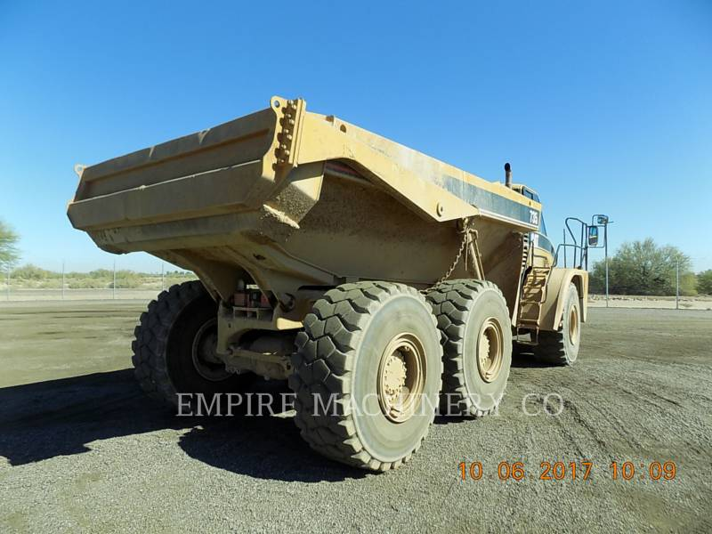 CATERPILLAR MULDENKIPPER 735 equipment  photo 5