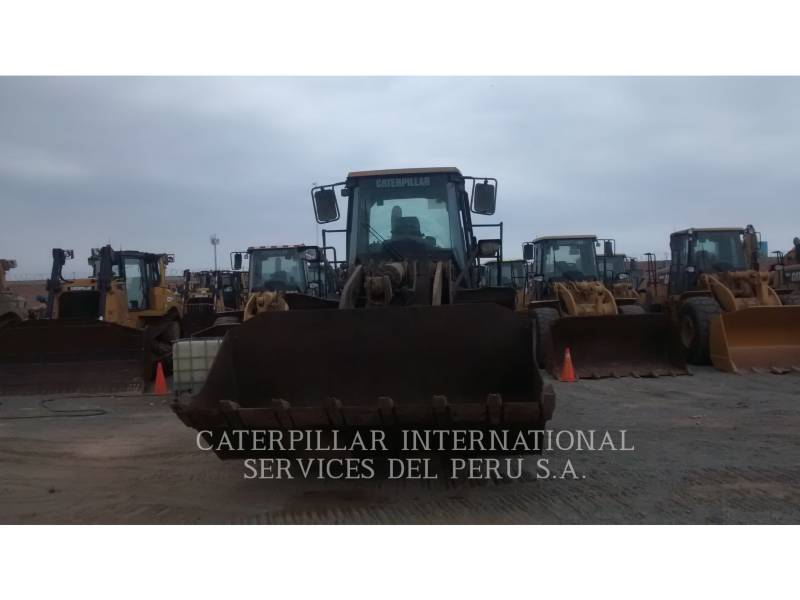 CATERPILLAR WHEEL LOADERS/INTEGRATED TOOLCARRIERS 962H equipment  photo 8