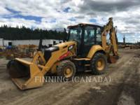 Equipment photo Caterpillar 420F2ST BULDOEXCAVATOARE 1