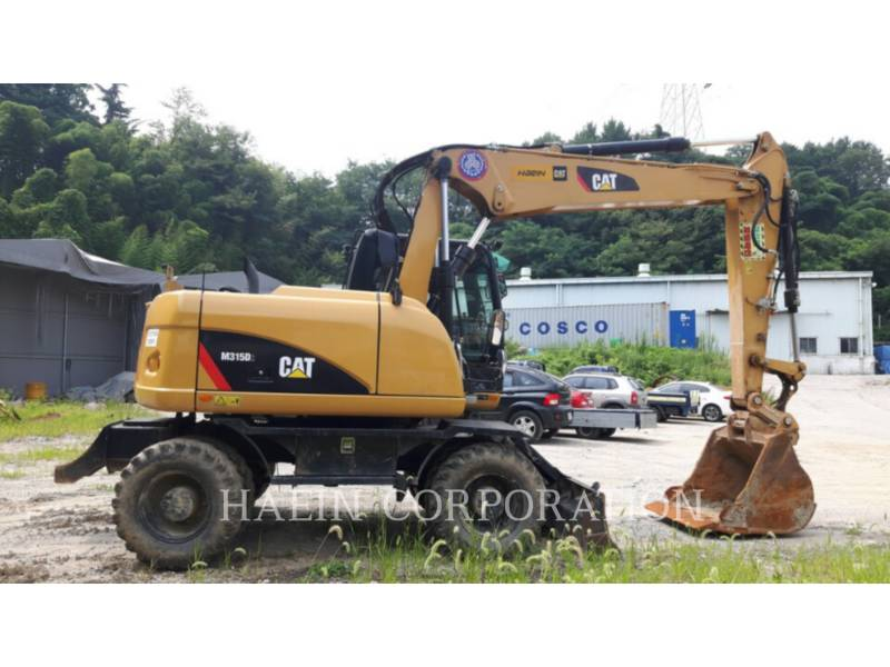 CATERPILLAR EXCAVADORAS DE RUEDAS M315D2 equipment  photo 4