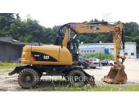 CATERPILLAR WHEEL EXCAVATORS M315D2 equipment  photo 4