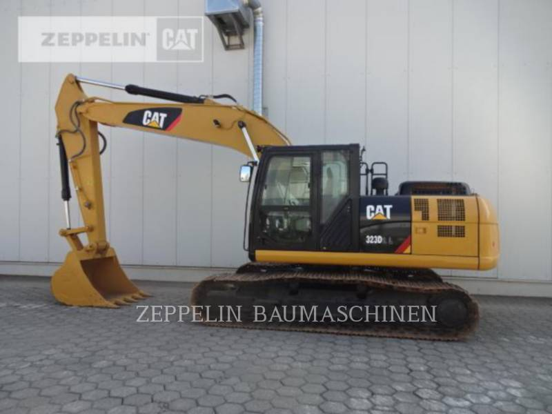 CATERPILLAR ESCAVATORI CINGOLATI 323D2L equipment  photo 3