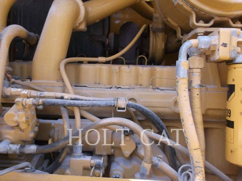 CATERPILLAR NIVELEUSES 140H equipment  photo 8