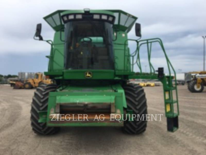 DEERE & CO. COMBINADOS 9550 equipment  photo 5