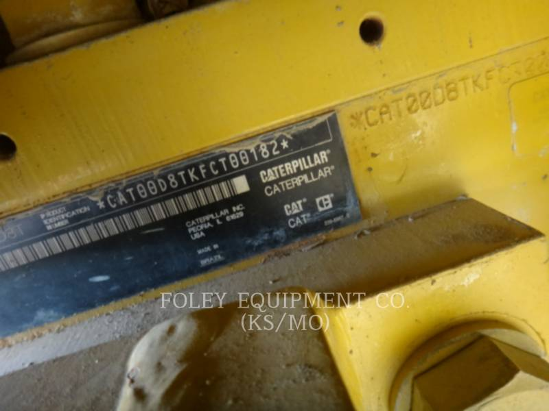 CATERPILLAR TRACTEURS SUR CHAINES D8T equipment  photo 6