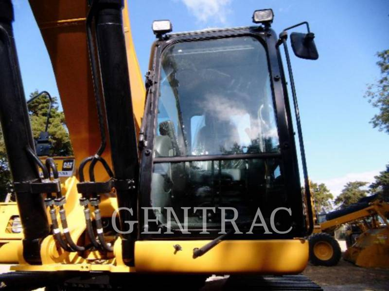 CATERPILLAR PELLES SUR CHAINES 349DL equipment  photo 1
