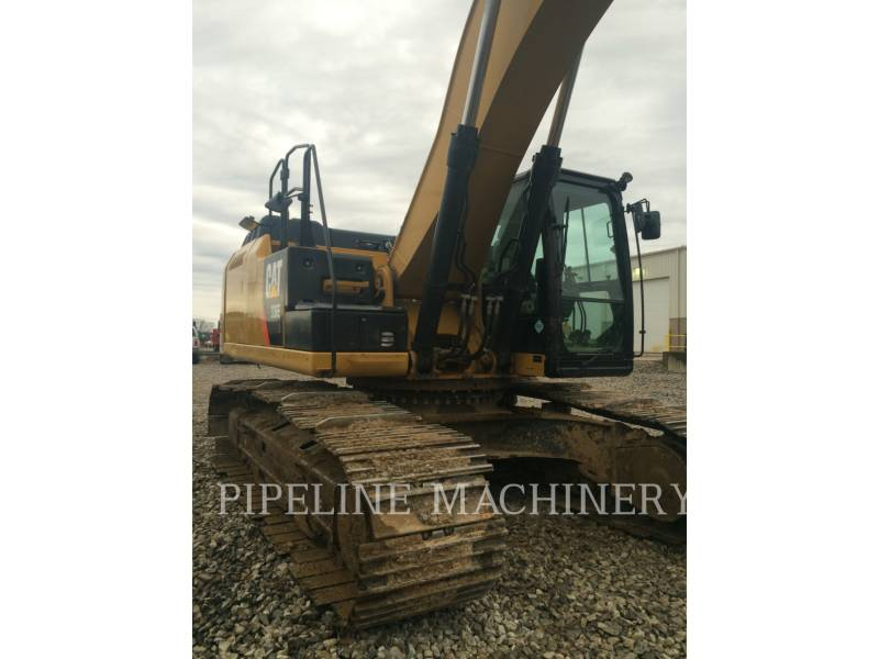 CATERPILLAR KETTEN-HYDRAULIKBAGGER 336EL equipment  photo 2