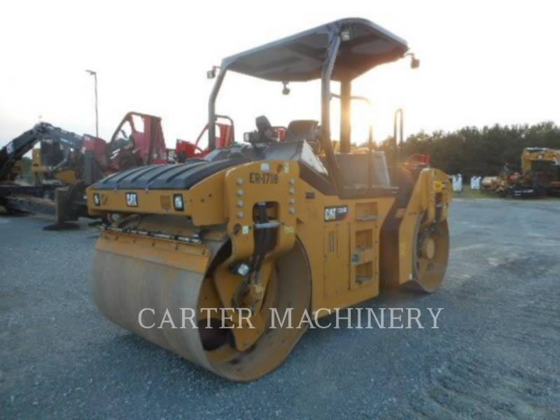 CATERPILLAR VERDICHTER CB54B equipment  photo 4