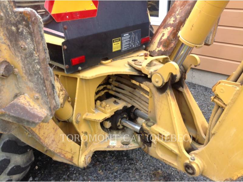 CATERPILLAR CHARGEUSES-PELLETEUSES 416B equipment  photo 9