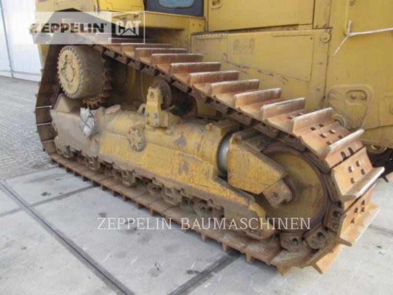CATERPILLAR TRACTEURS SUR CHAINES D8R equipment  photo 11