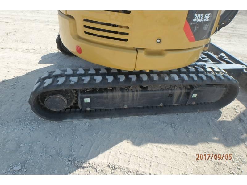 Caterpillar EXCAVATOARE PE ŞENILE 303.5E2CR equipment  photo 10
