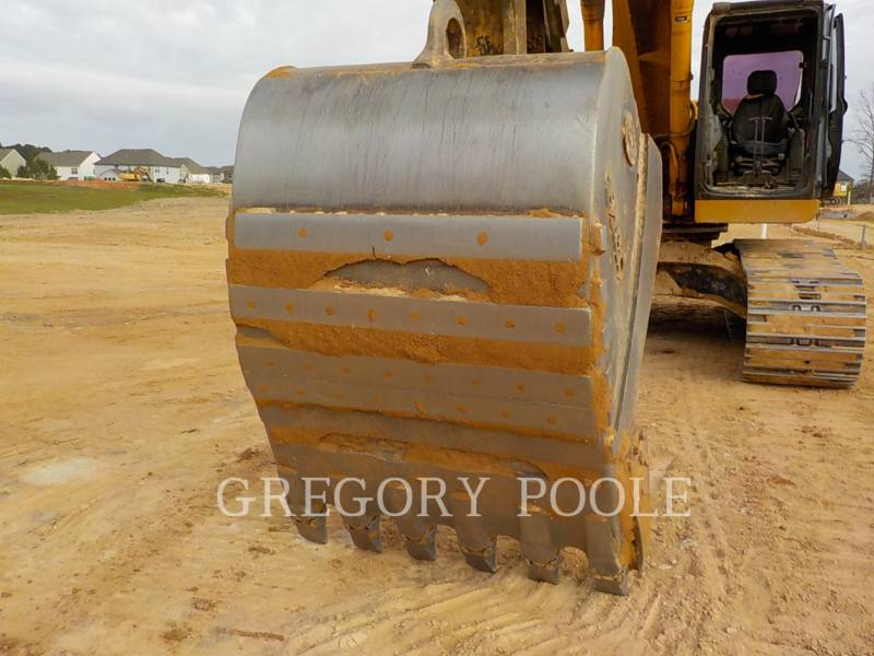 JOHN DEERE EXCAVADORAS DE CADENAS 330C LC equipment  photo 21