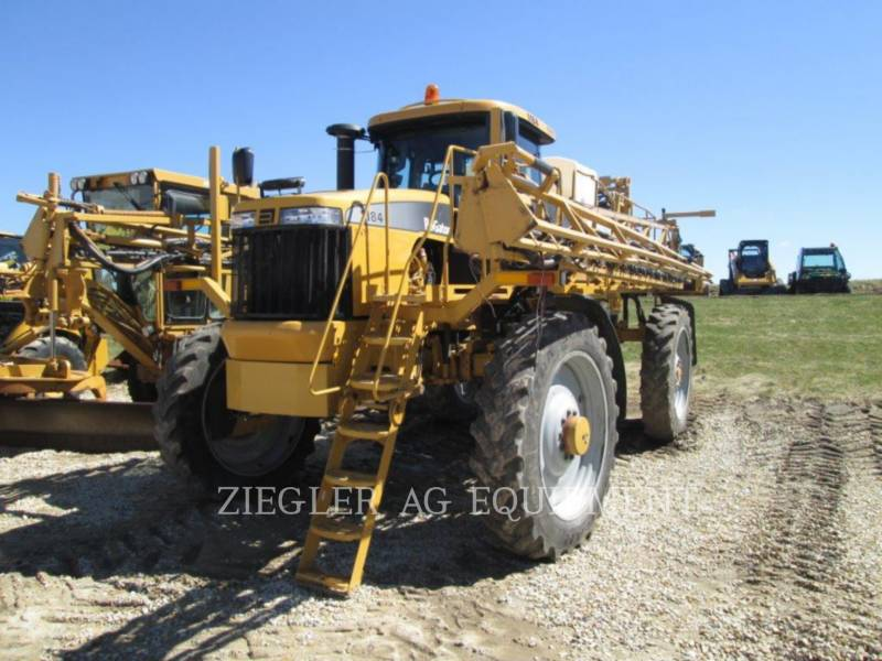 AG-CHEM SPRAYER 1184 equipment  photo 2