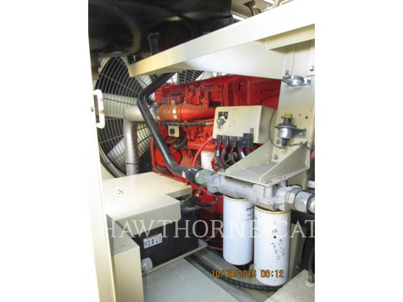 DOOSAN INFRACORE AMERICA CORP. COMPRESSEUR A AIR (OBS) HP1600WCU-FX-T3 equipment  photo 8