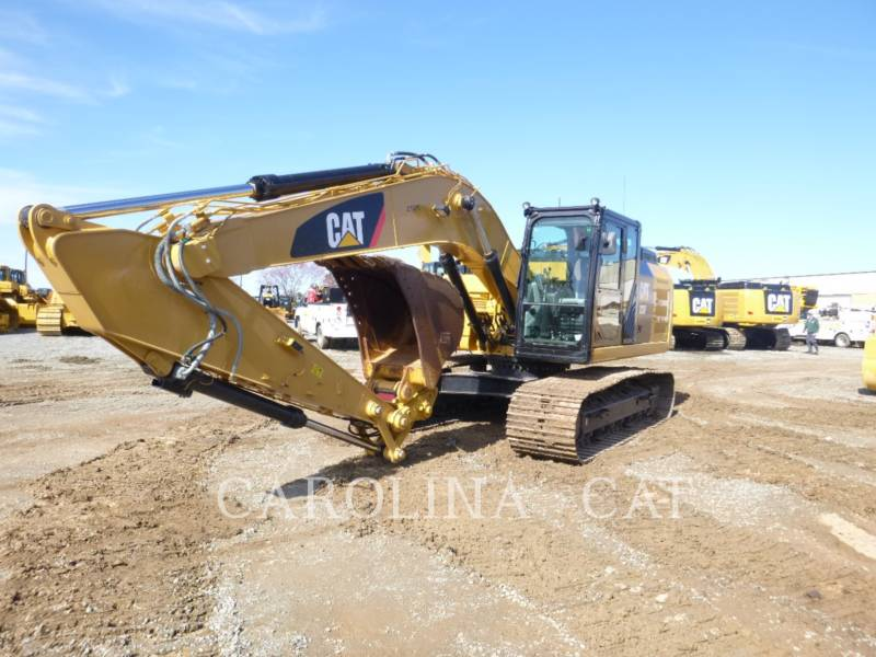 CATERPILLAR KETTEN-HYDRAULIKBAGGER 323FL QC equipment  photo 2