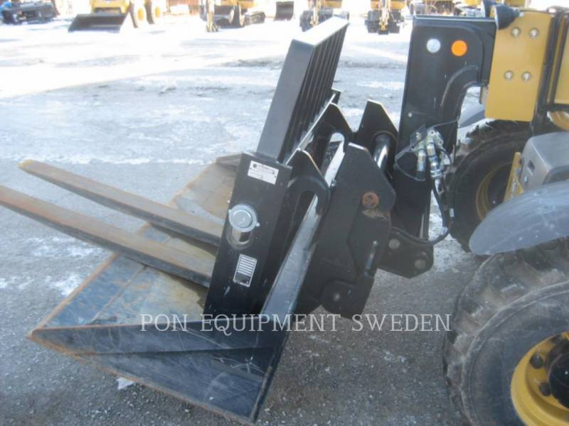 CATERPILLAR TELEHANDLER TH 255 equipment  photo 6