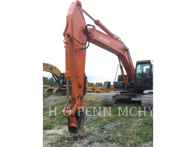 HITACHI PELLE MINIERE EN BUTTE ZX250LC-5 equipment  photo 5