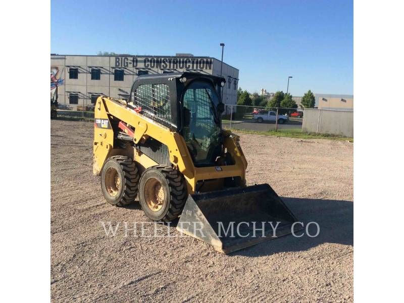 CATERPILLAR SKID STEER LOADERS 226D C3 equipment  photo 8