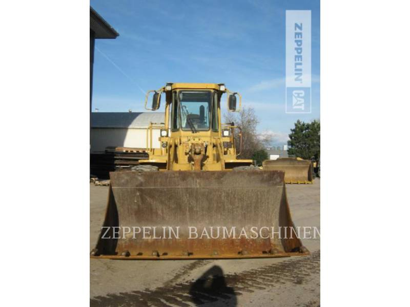 CATERPILLAR CARGADORES DE RUEDAS 950F equipment  photo 23