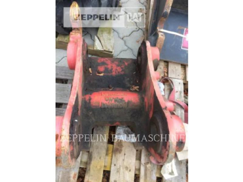 LEHNHOFF  BACKHOE WORK TOOL MS10-3 f. CAT M318D equipment  photo 1