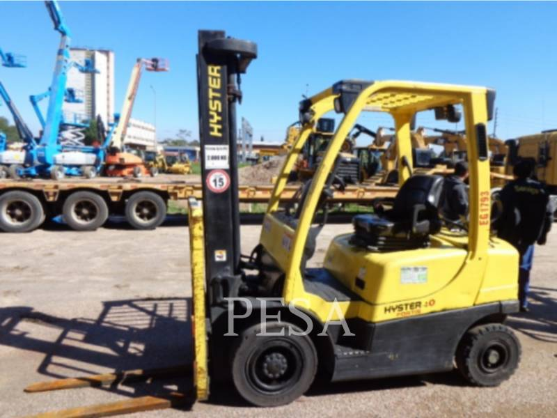 HYSTER EMPILHADEIRAS H40FT equipment  photo 1