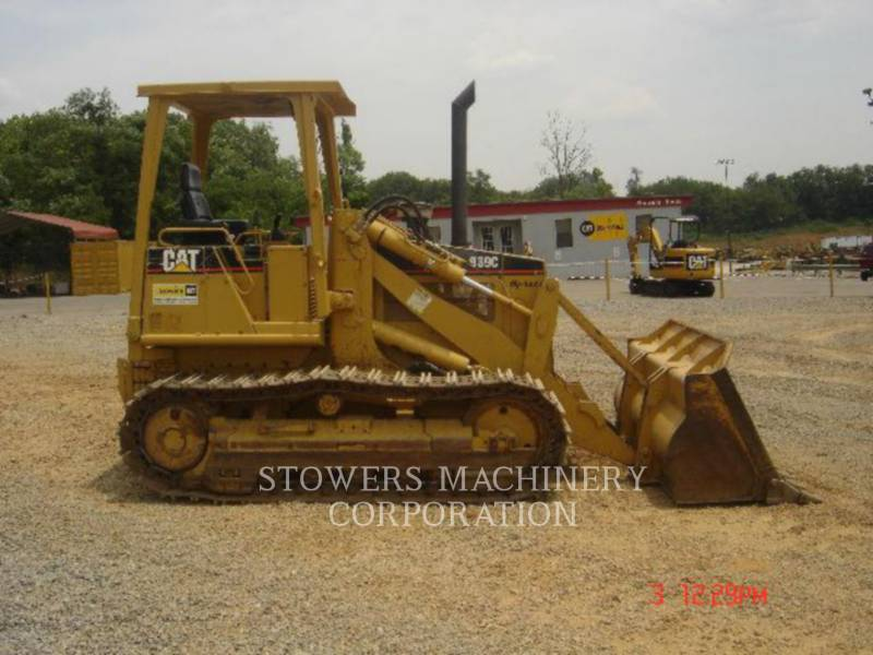 CATERPILLAR TRACK LOADERS 939C HST equipment  photo 3