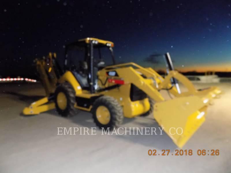 CATERPILLAR CHARGEUSES-PELLETEUSES 450F equipment  photo 1