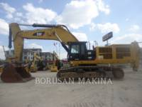CATERPILLAR TRACK EXCAVATORS 390DL equipment  photo 6