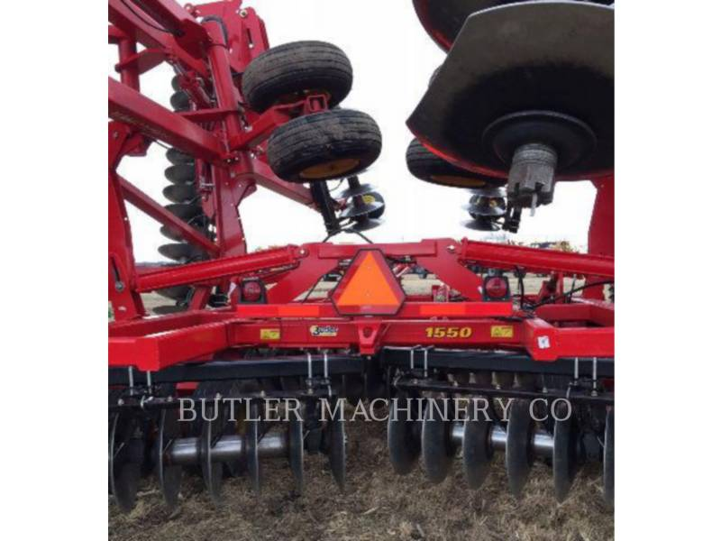 MISCELLANEOUS MFGRS AG TILLAGE EQUIPMENT SF1550-47 equipment  photo 2