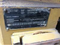 CATERPILLAR CAMIONES ARTICULADOS 740 equipment  photo 23
