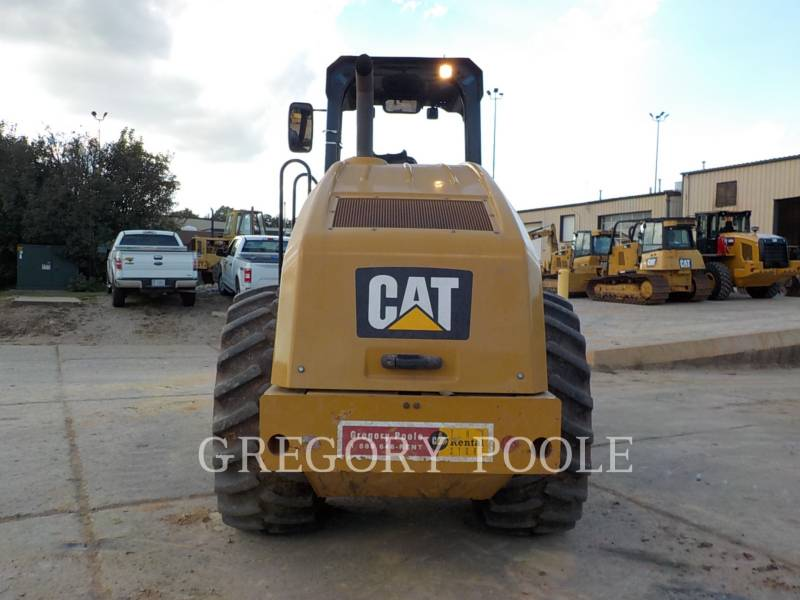 CATERPILLAR EINZELVIBRATIONSWALZE, BANDAGE CP56B equipment  photo 15
