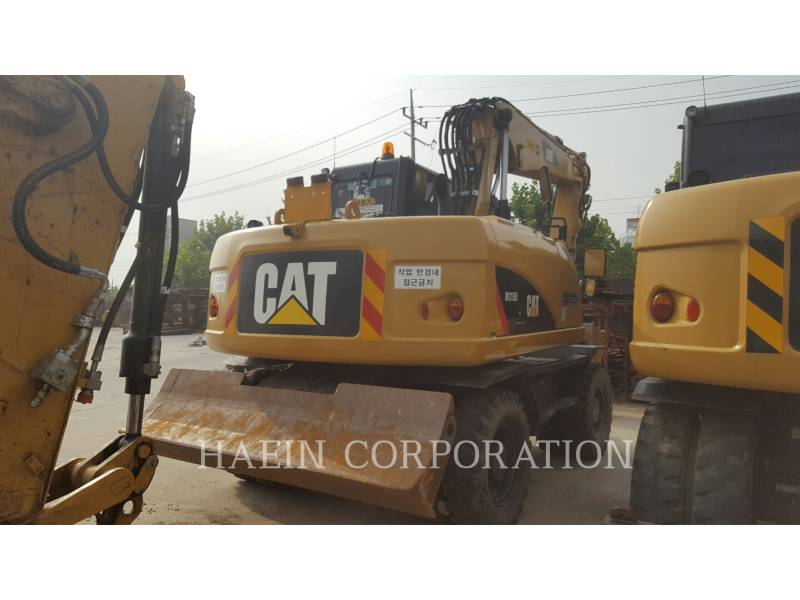 CATERPILLAR PELLES SUR PNEUS M315D2 equipment  photo 4