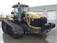 AGCO-CHALLENGER LANDWIRTSCHAFTSTRAKTOREN MT865C equipment  photo 2