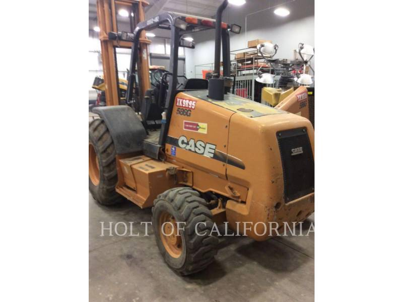 CASE/NEW HOLLAND MONTACARGAS 586G equipment  photo 4