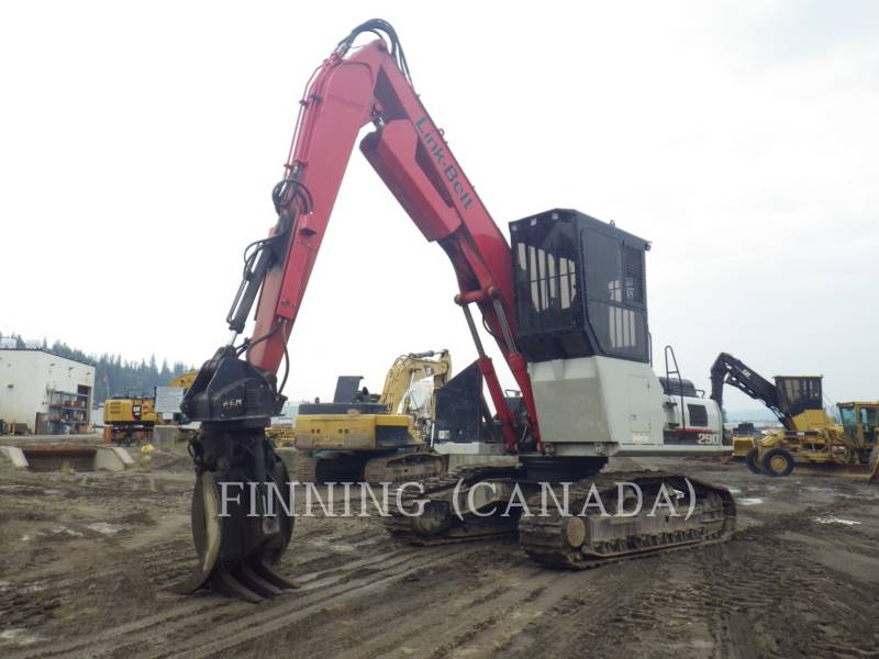 LINK-BELT CONSTRUCTION HOUTLADERS 290X2 equipment  photo 1