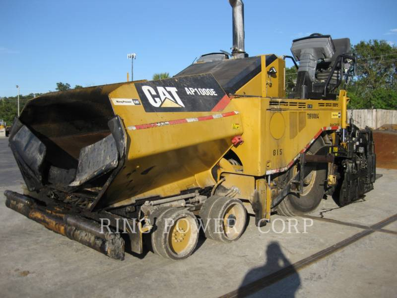 CATERPILLAR STABILIZERS / RECLAIMERS AP1000E equipment  photo 2