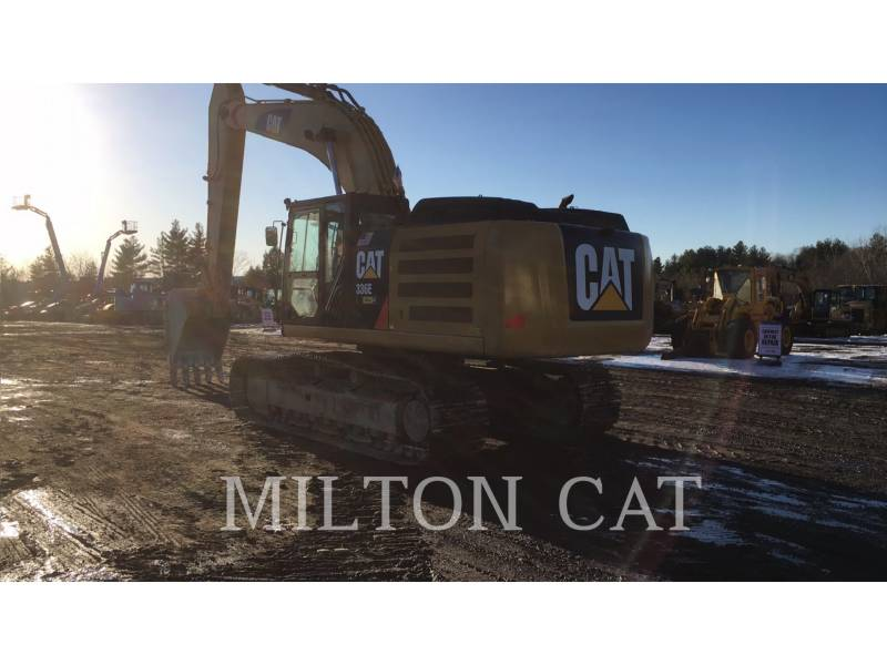 CATERPILLAR PELLES SUR CHAINES 336E L equipment  photo 5