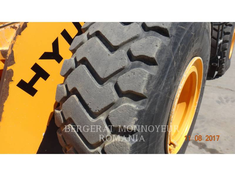 HYUNDAI CONSTRUCTION EQUIPMENT WHEEL LOADERS/INTEGRATED TOOLCARRIERS HL760-7A equipment  photo 9