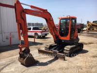 Equipment photo KUBOTA TRACTOR CORPORATION KX161-3SS TRACK EXCAVATORS 1