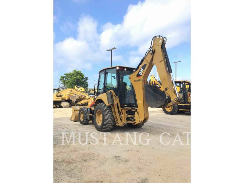CATERPILLAR BAGGERLADER 420F2 4SCA equipment  photo 4