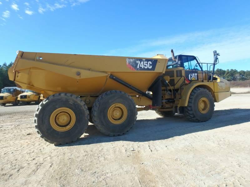 CATERPILLAR ARTICULATED TRUCKS 745C equipment  photo 4