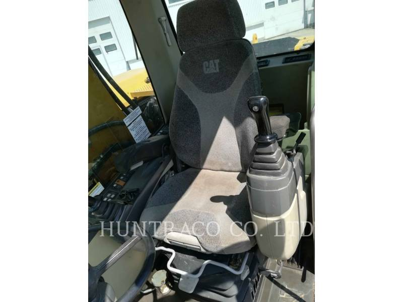 CATERPILLAR WHEEL EXCAVATORS M316C equipment  photo 23