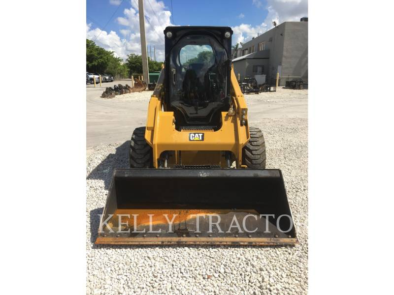 CATERPILLAR MINICARGADORAS 246D equipment  photo 8