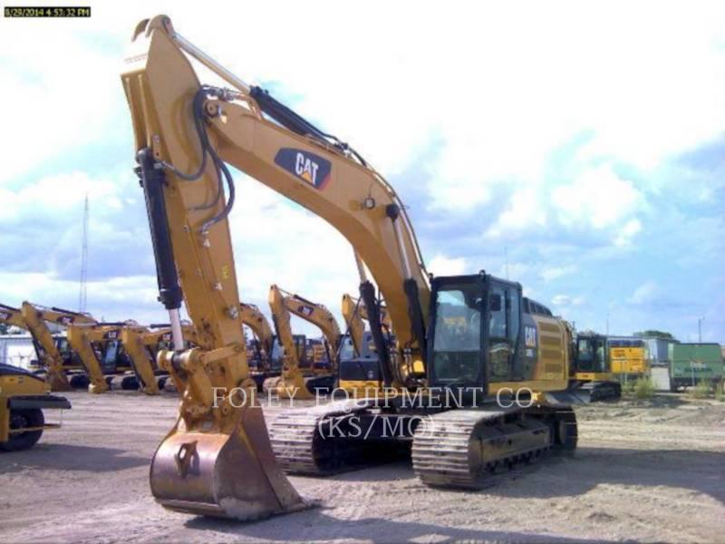 CATERPILLAR TRACK EXCAVATORS 336EL10 equipment  photo 1